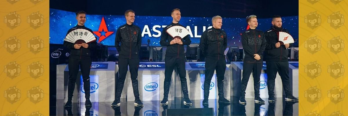 Astralis Aims for First Esport Team IPO