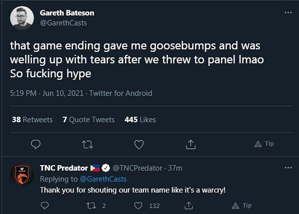 Dota 2 Personalities React to TNC Predator's Comeback in the WePlay AniMajor