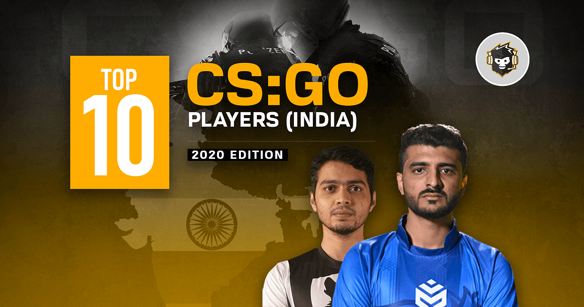 Top 10 Indian CS:GO Players of 2020