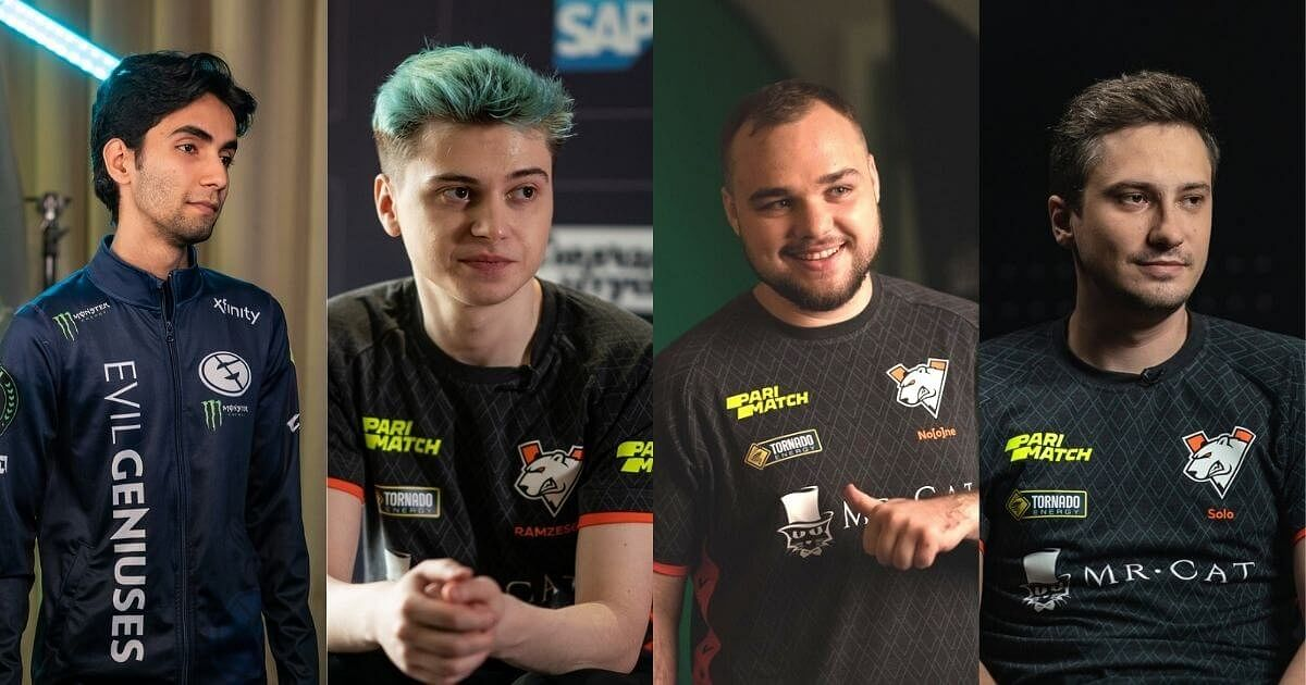 Leaked Chat Reveals Roster Featuring SumaiL, No[o]ne, Ramzes