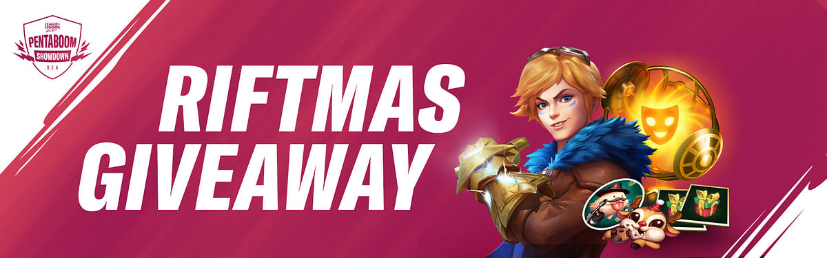 How To Win Free Skins/Champions In The Wild Rift Riftmas Giveaway?