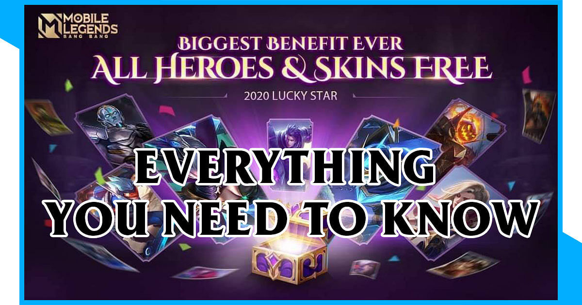 MLBB: Everything You Need to Know About the Lucky Star Event