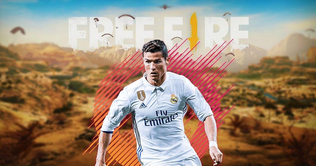 Football Star Cristiano Ronaldo May Be Coming To Free Fire