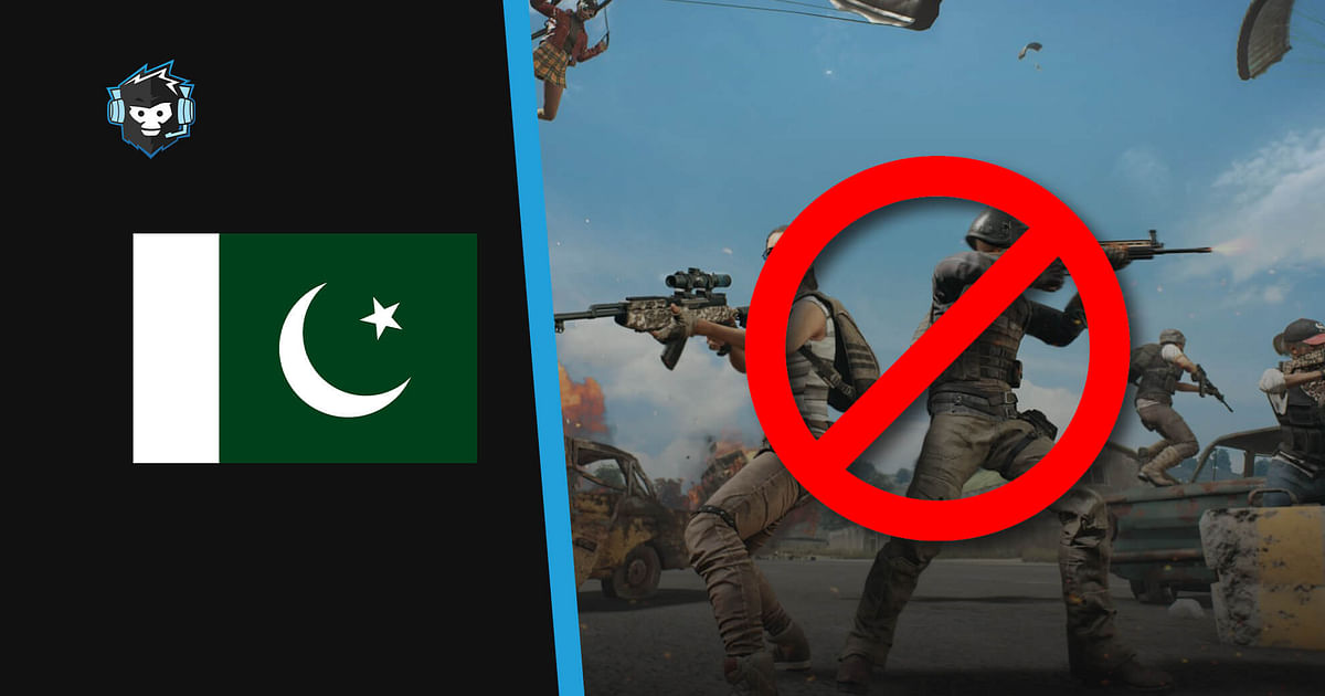Pakistan Issues Temporary Ban on PUBG