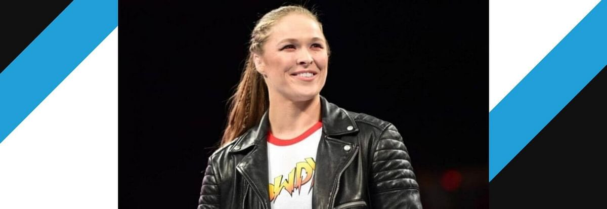 Professional WWE Wrestler and Former UFC Champion, Ronda Rousey to Stream Games Exclusively on Facebook