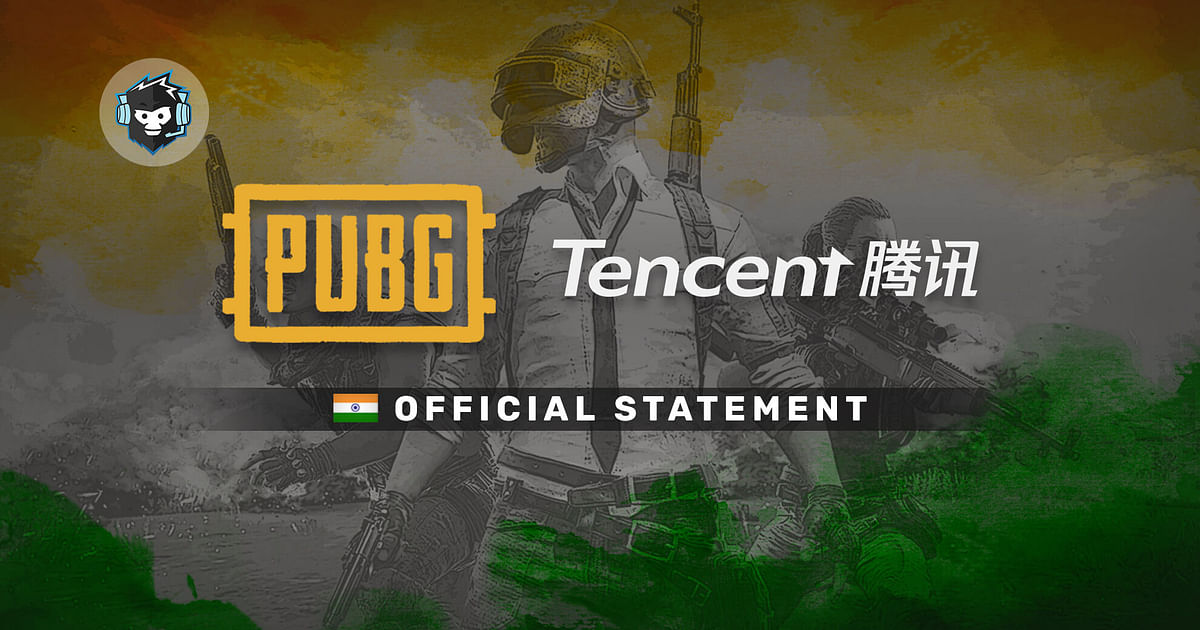 PUBG Corp Takes Over Publishing Rights for PUBG Mobile From Tencent in India
