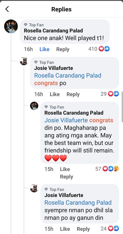 Kuku and Gabbi's Moms Have a Heartfelt Exchange on Facebook