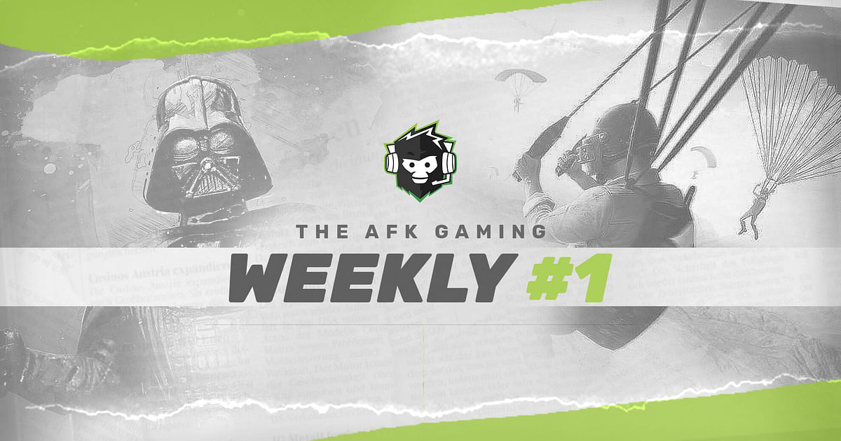 The AFK Gaming Weekly #1: What You Need to Know About the Latest Developments in Popular Esports