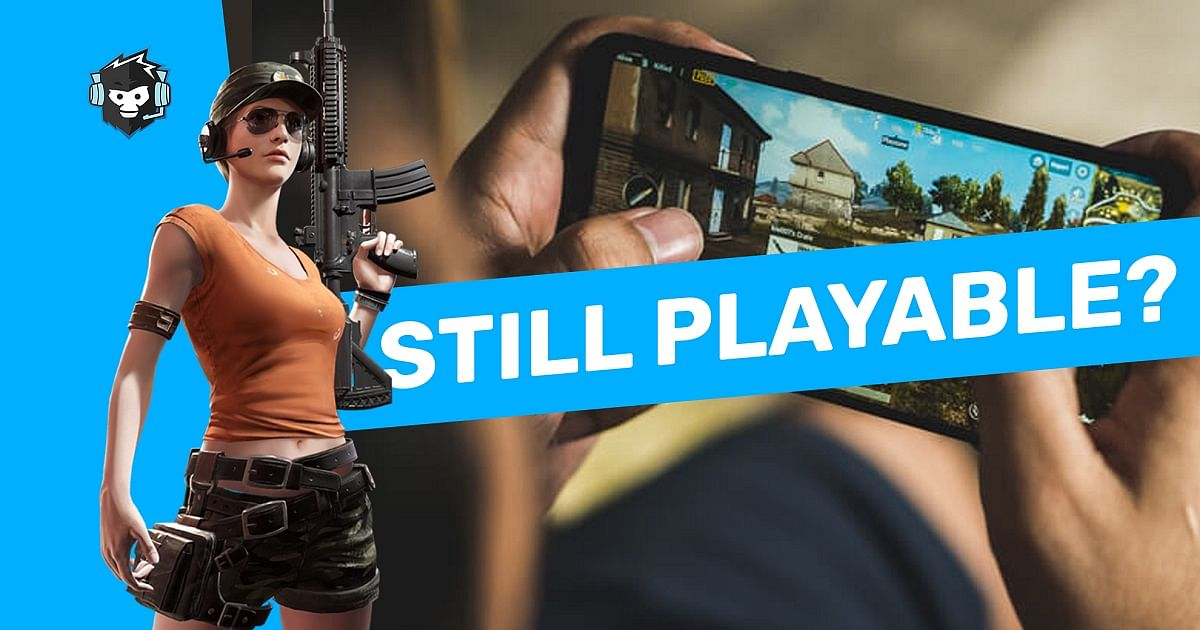 Despite The App Store Bans, PUBG Mobile Is Still Playable In India