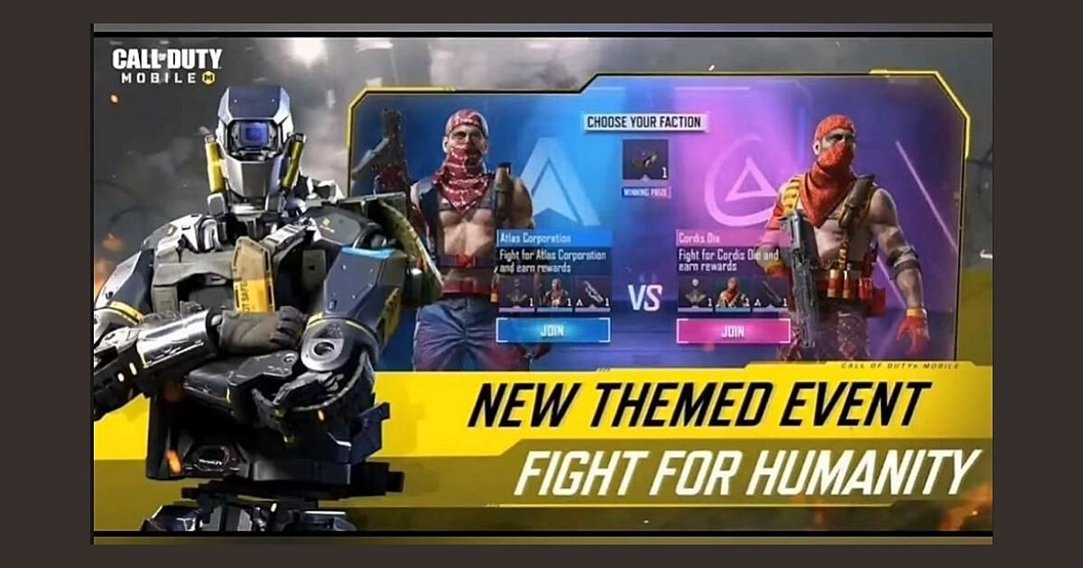 Call of Duty Mobile: Fight for Humanity Event Goes Live in 3 Days