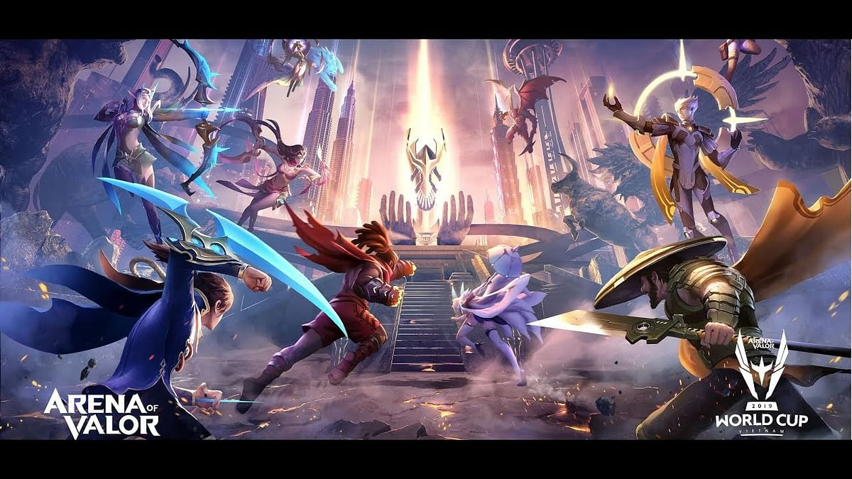 AoV World Cup to Begin in June 2021 With Over $500,000 USD Prize Pool