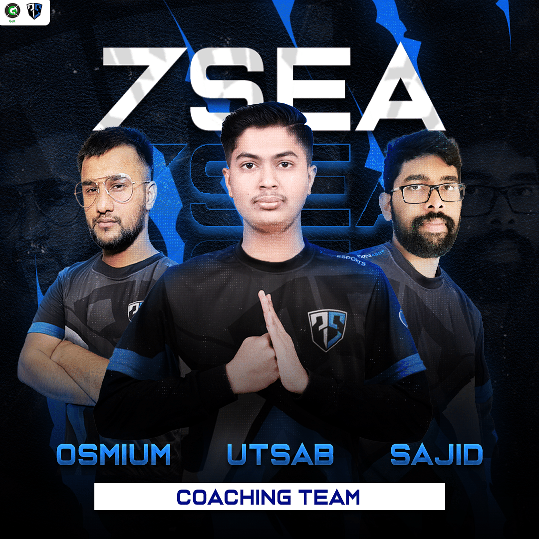 7Sea Esports Acquires Gremlin Storm to Form 7Sea GSM, Unveils PUBG Mobile Roster
