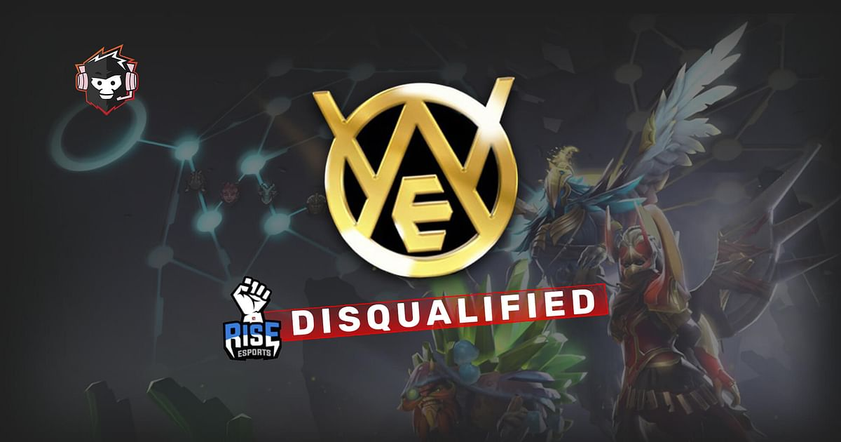 SEA Team Disqualified From $70,000 Chinese Tournament After Match-Fixing Suspicions