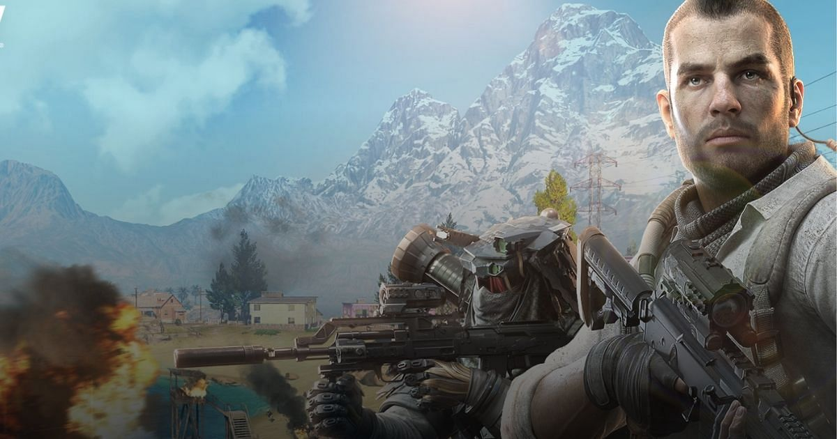 A Tour Of Isolated, The Call Of Duty: Mobile Battle Royale Map