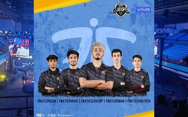 Fnatic fail to qualify for the PMCO Fall Championship
