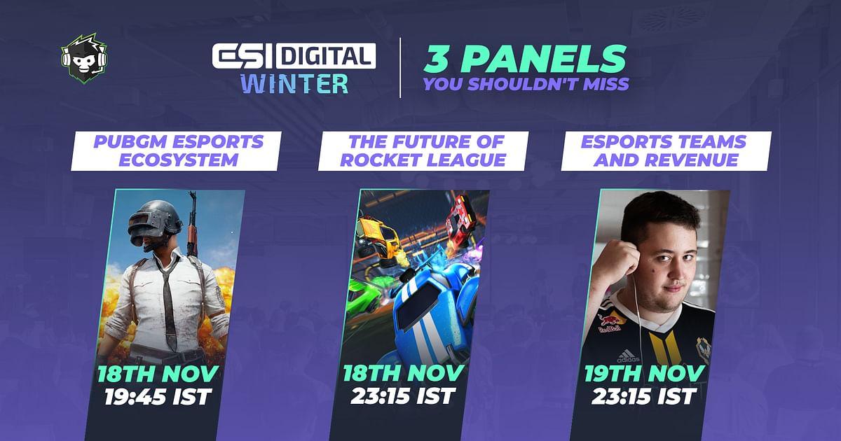 ESI Digital Winter 2020 - 3 Panels You Should Not Miss