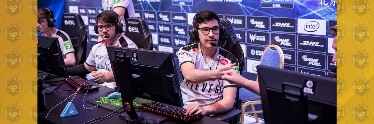 100Thieves Player to Shave his Iconic Moustache