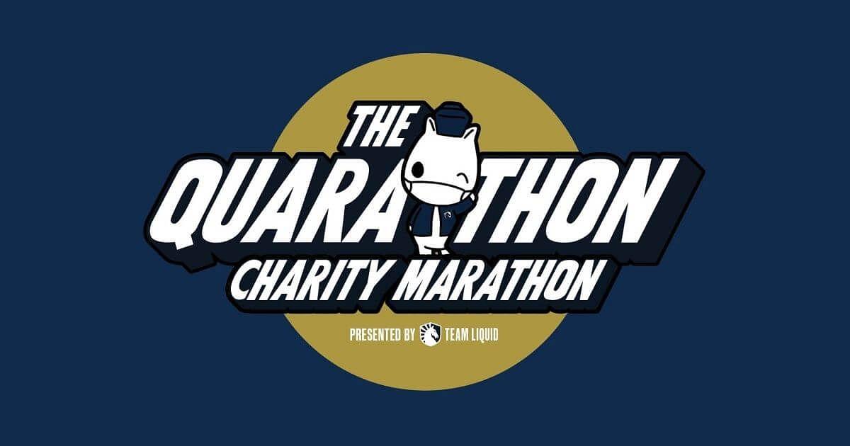 Team Liquid Organizes a Week-Long Stream Marathon Supporting the Fight Against Coronavirus