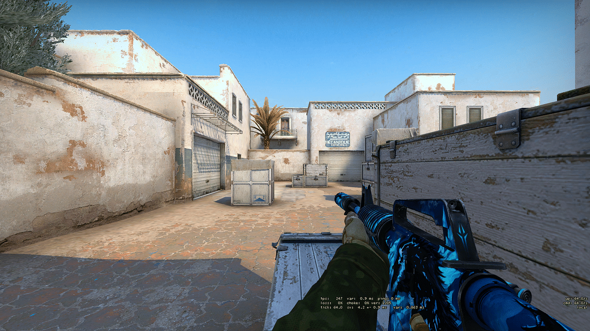 Broken Fang: Dust 2 1v1 Map Might Have Been Added to CS:GO
