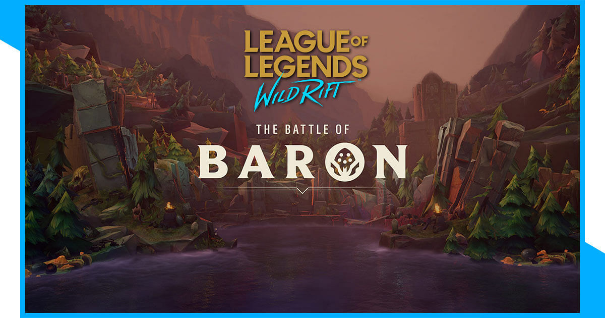Wild Rift Reveals the Battle of Baron YouTube Live Event