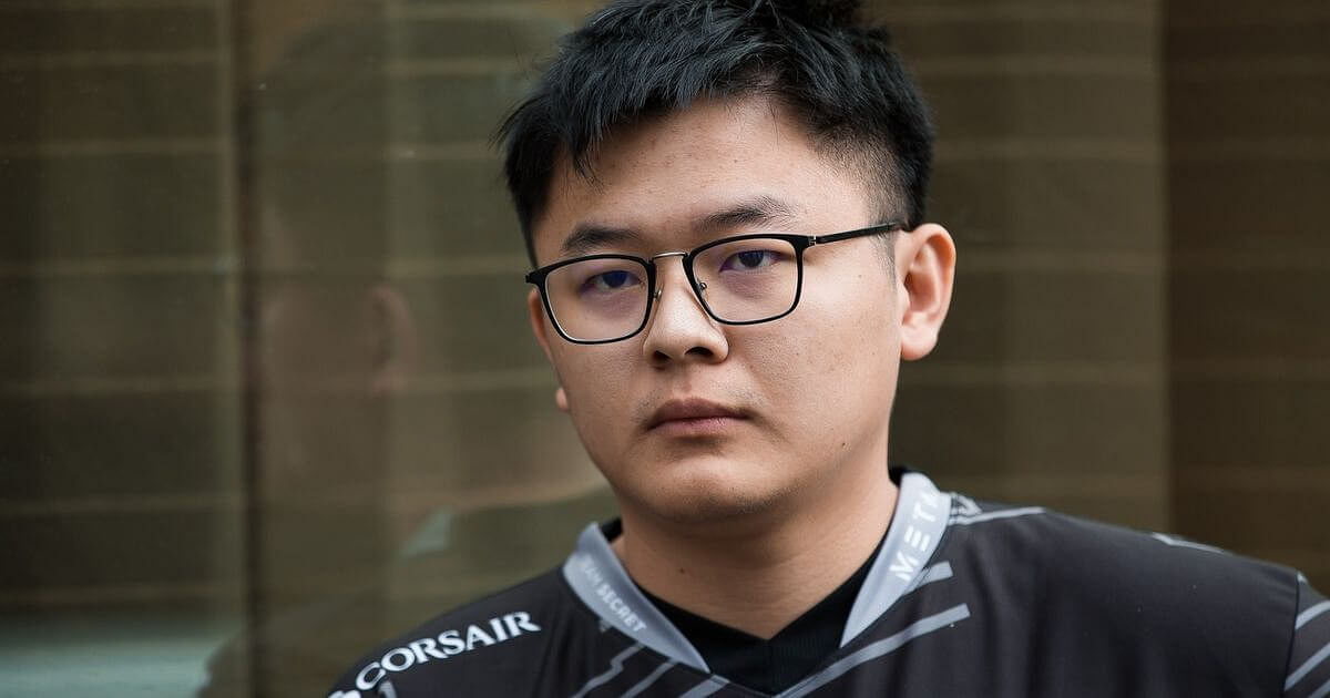 Ceb comments on MidOne after the Player Destroyed Team Secret with 300+ Ping