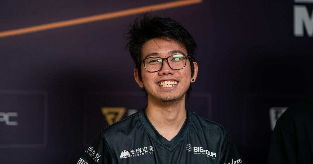 Filipino Dota 2 Player Kuku Is Still Looking For a Team