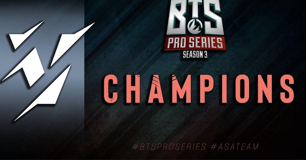 Vikin.gg Wins BTS Pro Series Season 3: Europe/CIS
