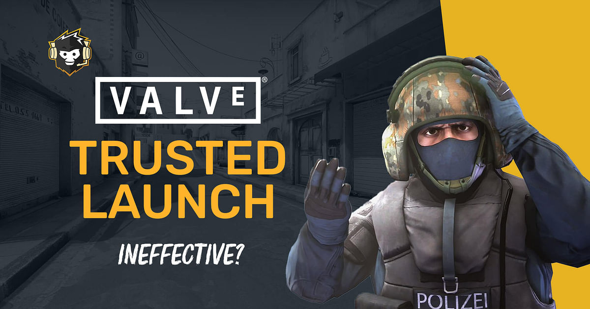 Valve Confirms that 'Trusted Mode' Does Not Entirely Prevent Cheats from Working in CS:GO