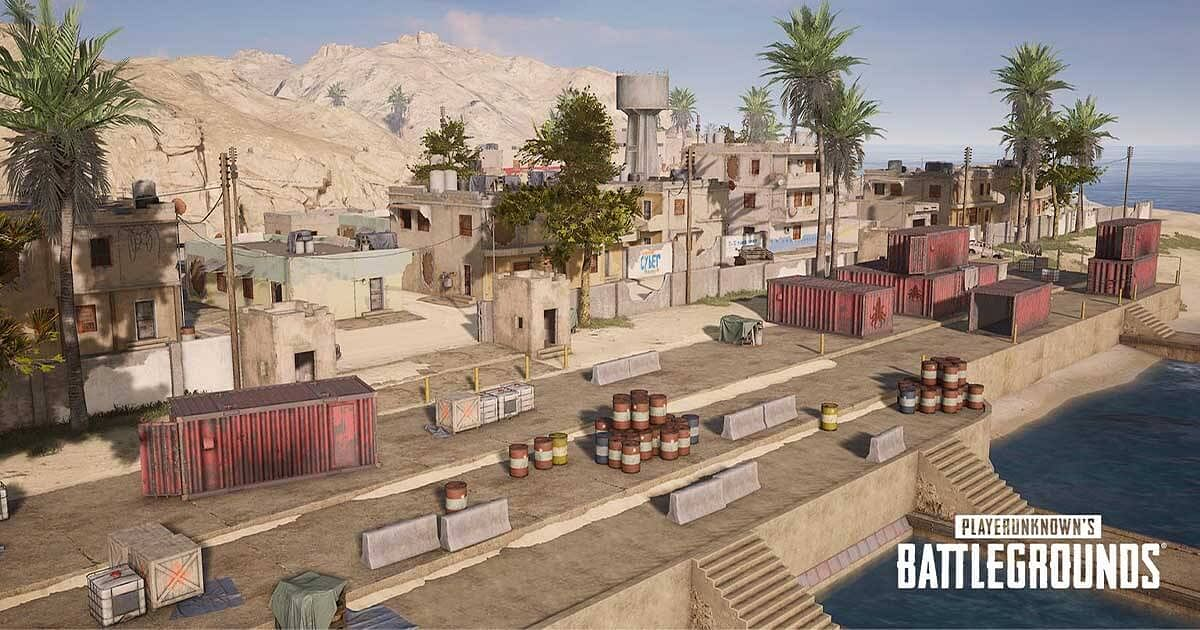 Karakin Map Likely Coming to PUBG Mobile Soon