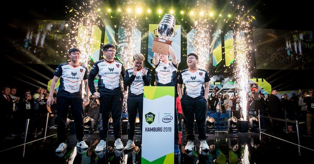 TNC Predator Wins ESL One Thailand 2020: Asia