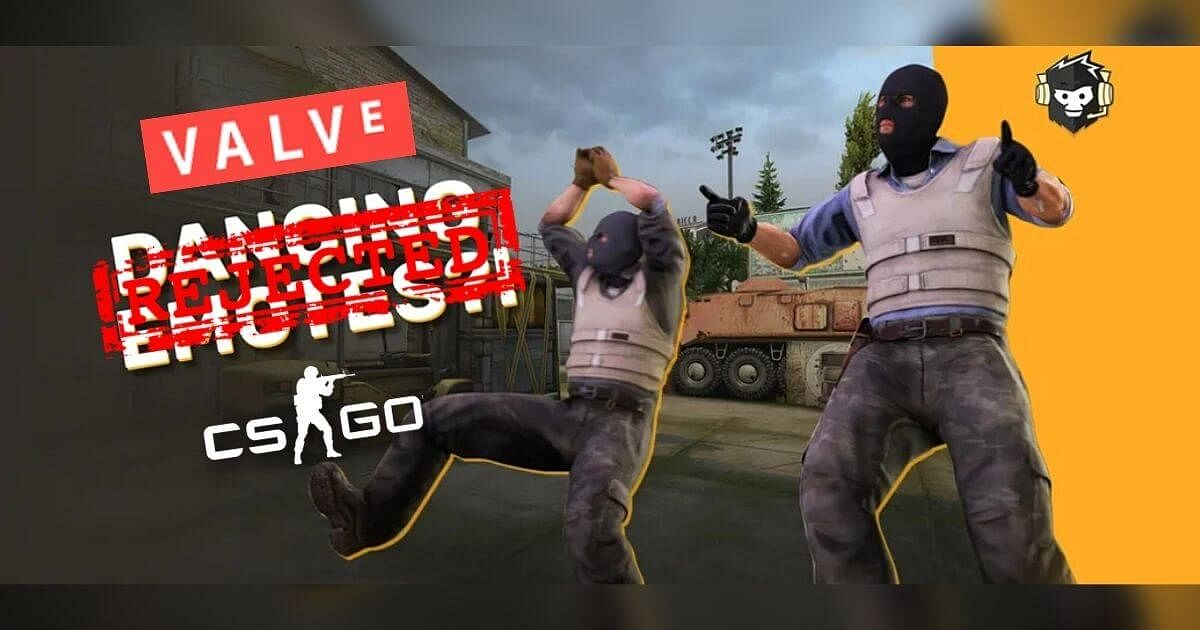 CS:GO Developers Refuse to Add Dance Emotes Into The Game