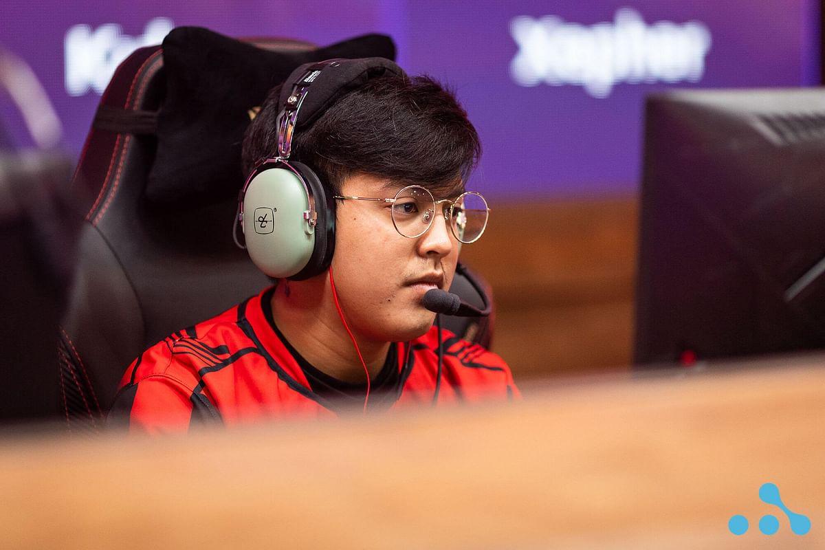11K MMR Filipino Player Karl Joins T1