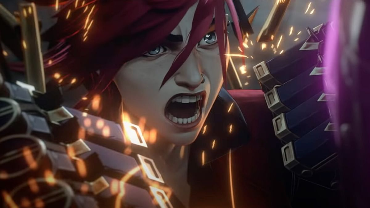 League of Legends' Animated Series 'Arcane' is Coming to Netflix in Fall 2021