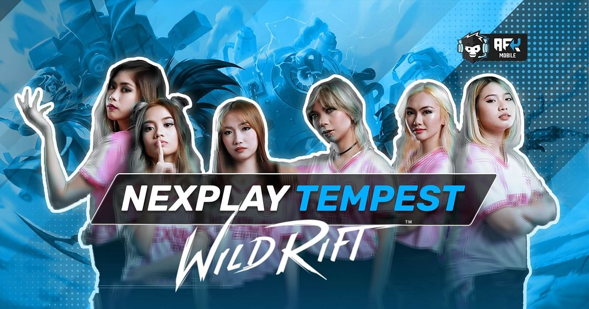 Nexplay Tempest Wild Rift: A New Female Esports Team Announced