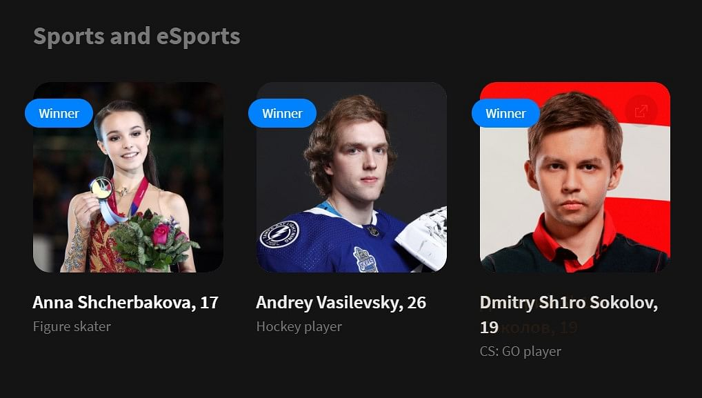 CS:GO Star AWPer sh1ro Features in Forbes 30 Under 30 Russia 2021
