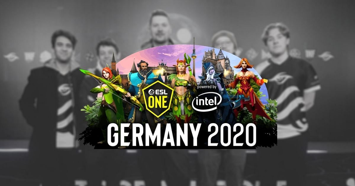 ESL One Germany 2020: The Modified Swiss Format Explained