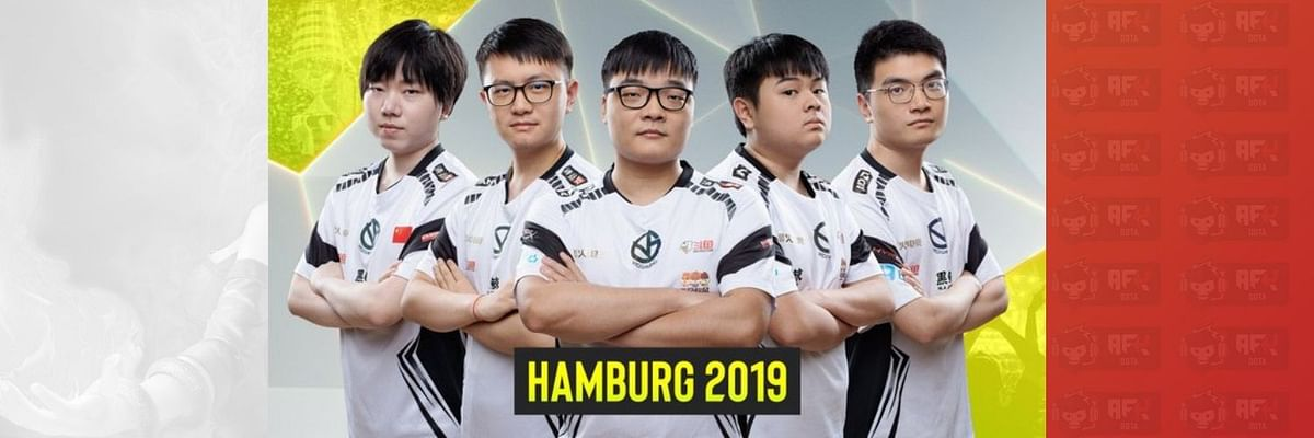 ESL One Hamburg 2019: China Number One - ViCi Gaming stand strong to top the charts in Group A