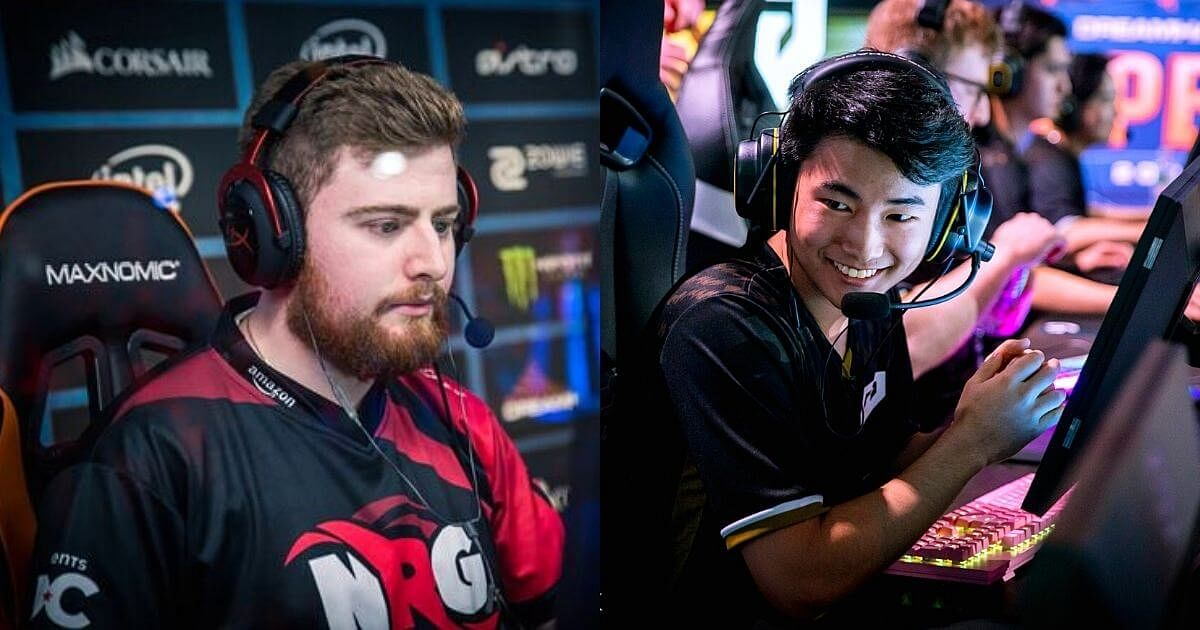 Som, Daps Might Leave CS:GO to Join NRG Esports VALORANT Roster