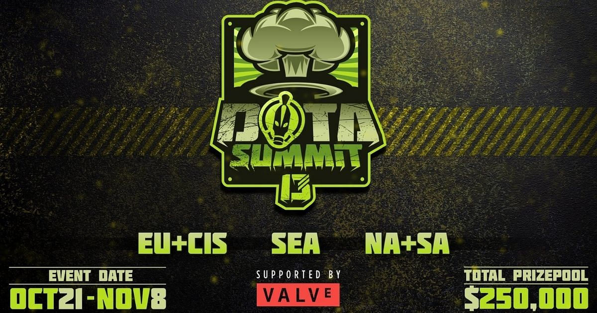 BTS Announces Dota Summit 13 In Collaboration With Valve