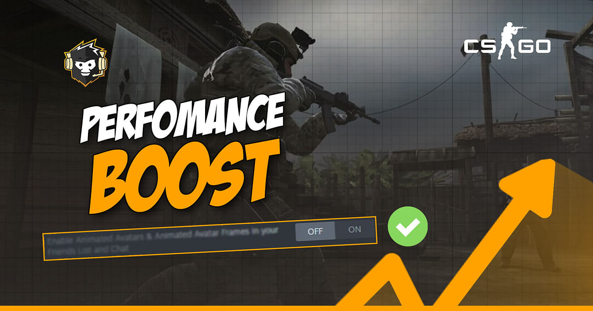 How to Increase GPU Performance in CS:GO by 15%