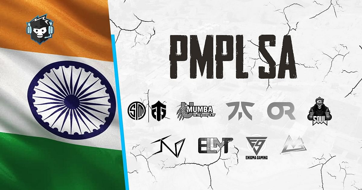 PUBG Mobile Prohibits Indian Teams From Participating in PMPL SA