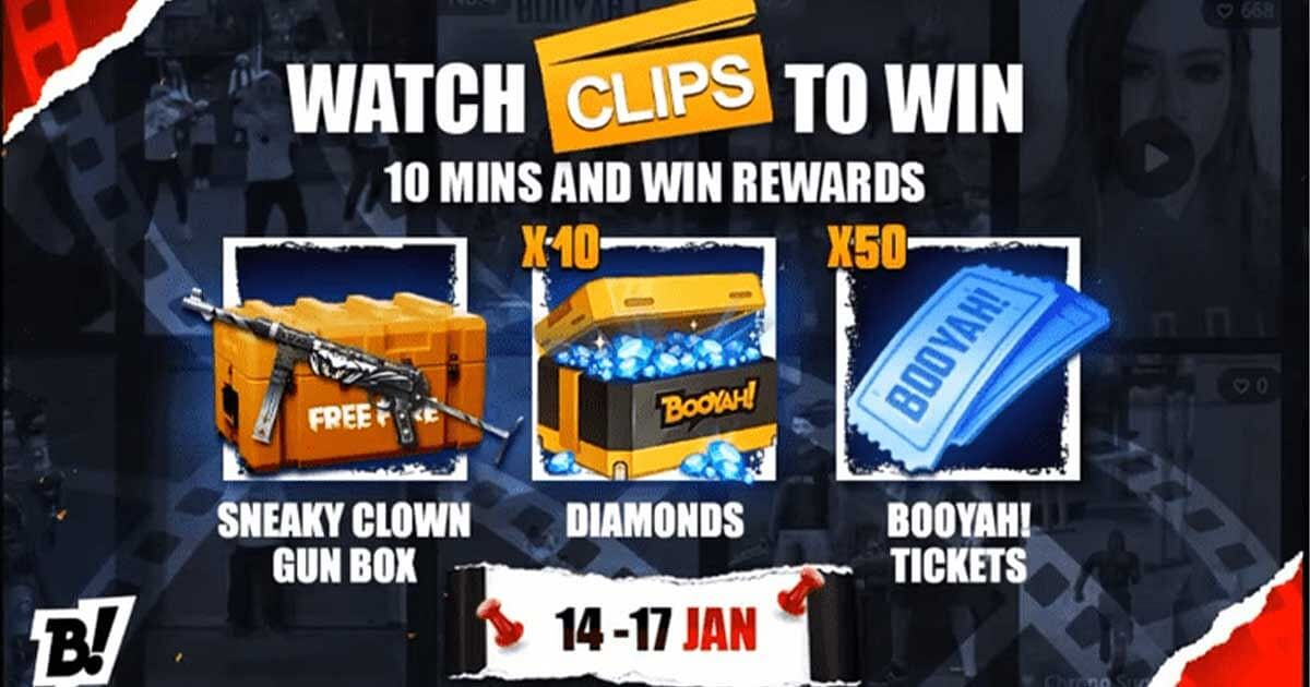 How to Get Free Diamonds in Free Fire Using the Booyah! App