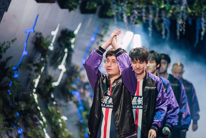 PSG.LGD reveal the reason behind their Underperformance in DPC Tournaments