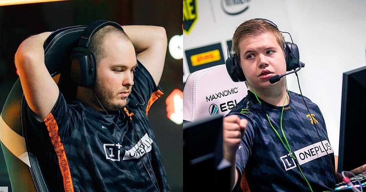 Fnatic Eyeing a CS:GO Roster Shuffle, JW or Flusha Might be Replaced