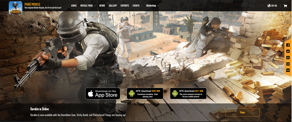 How To Download PUBG Mobile 1.4 Update: APK+OBB Download Links For Global Users