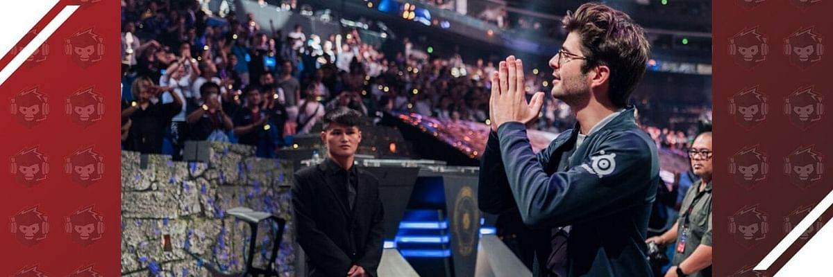 Ceb leaves OG's Active Roster. Only Topson and N0tail will compete for Third Aegis
