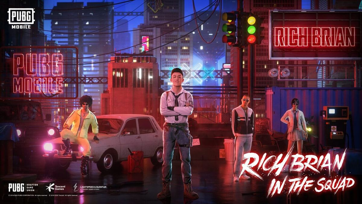 PUBG Mobile is Back for More with Rich Brian