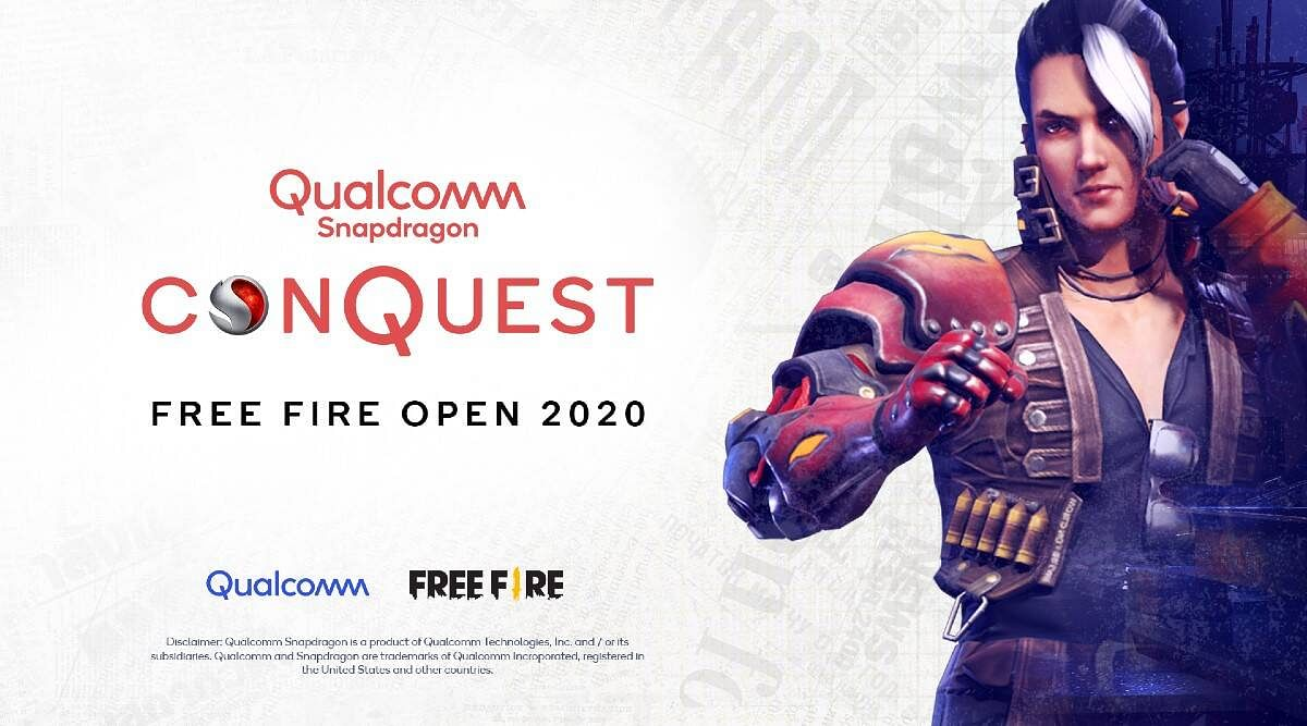 4 Unknown Wins Snapdragon Conquest: Free Fire Open 2020