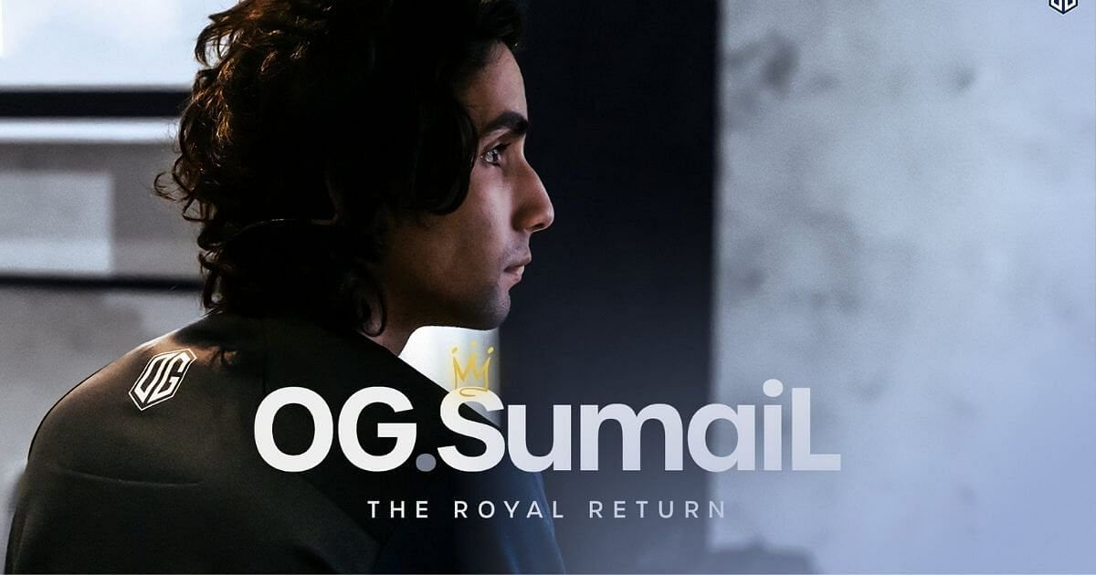 OG Signs SumaiL After Ana's Retirement