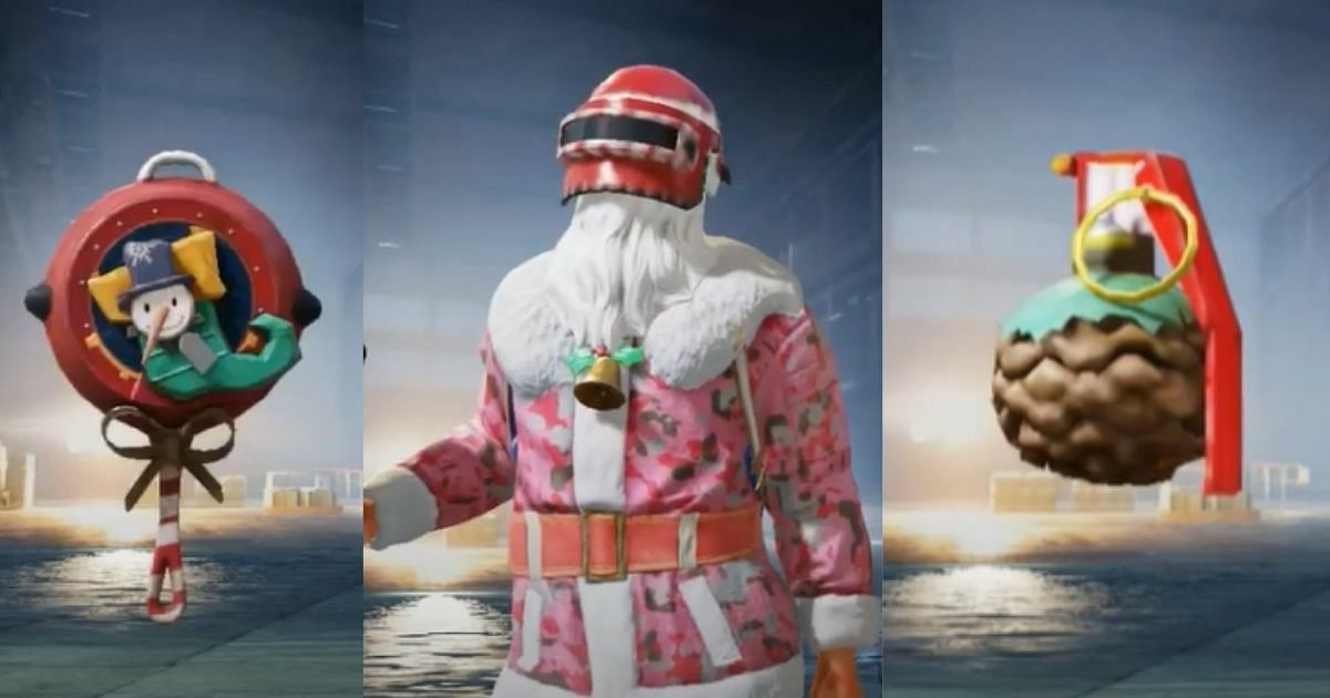 PUBG Mobile India Welcome Gift Apparently Leaked By Data Miners